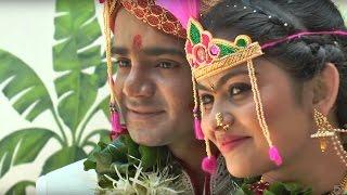 getlinkyoutube.com-Marathi Wedding Highlights Sonal WEDS Rohit