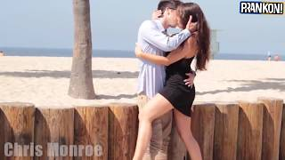 getlinkyoutube.com-Ultimate Kissing Prank Compilation 2016 (HOTTEST MAKEOUTS) PrankInvasion Making Out With Girls