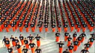 getlinkyoutube.com-Prison's flash mob.Michel Jackson's song(its realy nice)