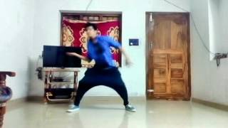 Remo daavuya song dance cover akku width=