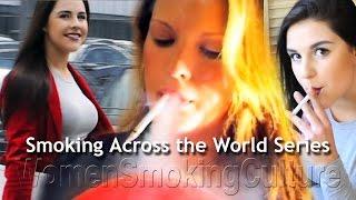getlinkyoutube.com-Women Smoking Across the World - New Series Video Shows