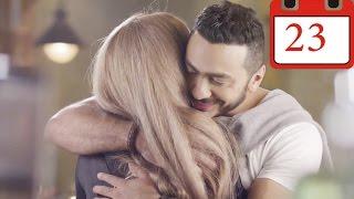getlinkyoutube.com-مسلسل فرق توقيت  HD - الحلقة ٢٣ - تامر حسني /Tamer Hosny