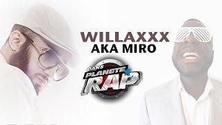 Willaxxx aka Miro parodie Niro en live sur Skyrock