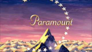 Paramount DVD logo with Fanfare