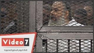"""getlinkyoutube.com-بالفيديو..أبو إسماعيل للقاضى: """"لا يا حبيبى احبسونى دخلونى السجن ولا يهمنى"""""""
