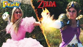 getlinkyoutube.com-Zelda vs Peach