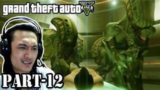 getlinkyoutube.com-ไมค์ VS เอเลี่ยน?! การร่วมงานกันครั้งแรกของ 3 เทพ ;w;b:-Grand Theft Auto V(Mission)#12