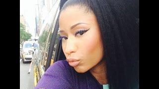 getlinkyoutube.com-Nicki Minaj Ponytail Tutorial