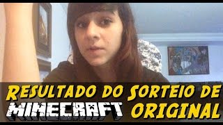getlinkyoutube.com-GANHADOR DO MINECRAFT ORIGINAL !