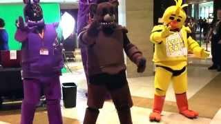 getlinkyoutube.com-Five Nights at Freddy's Dance Show - A-kon 26 (2015)