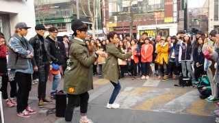 getlinkyoutube.com-하람꾼 (Haramkun) 선미 & GIRL'S DAY 14/02/23