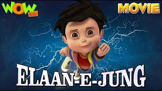 Ailan - E -Jung | HERO No 1 | Khiladiyon Ka Khiladi - Vir: The Robot Boy Movie Compilation