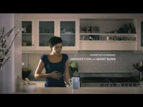 Ovarian Cancer Symptoms - Ovarian Cancer Awareness TV Commercial
