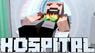getlinkyoutube.com-Minecraft Mods Hospital - MRI Fried Slime Rib Transplant! (Atlantis Roleplay) #15