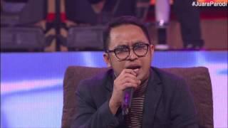 getlinkyoutube.com-Juara Parodi Minggu 4 - Mawi & The Loyar