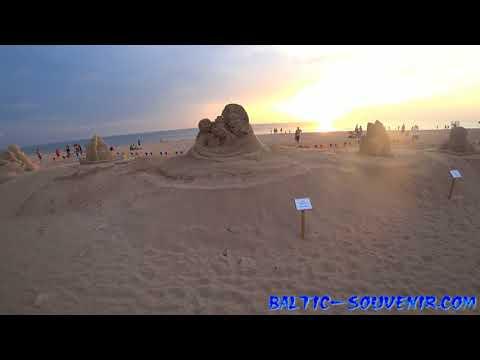 Международный Фестиваль Песчаной Скульптуры / International Festival of Sand Sculpture