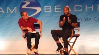 getlinkyoutube.com-NEW Insanity Max 30 Workout interview with Shaun T