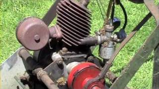 getlinkyoutube.com-Atco Petrol Lawn Mower