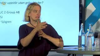FUNKTIONELLA TRANSPORTSTRÅK ÖVER LANDSGRÄNSER? - Caroline Åstrand, och Anna Godevärn