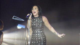 "getlinkyoutube.com-Demi Lovato Covers Adele's ""Hello""   Seattle's Fall Ball"