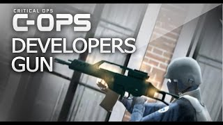 getlinkyoutube.com-Critical Ops - Developers Gun Gameplay