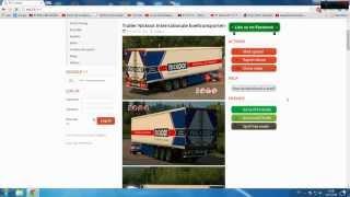 getlinkyoutube.com-วิธีลง Mod Euro Truck Simulator 2