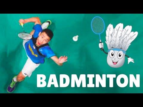 WHAT IS BADMINTON?