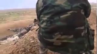 getlinkyoutube.com-Kurdish Peshmerga Kill ISIS rats in Kurdistan Iraq