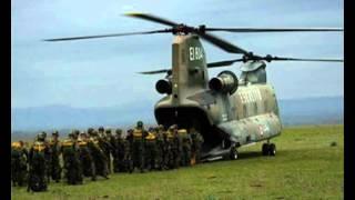 getlinkyoutube.com-Come folgore dal cielo (Originale con Testo) - canti e inni dei paracadutisti