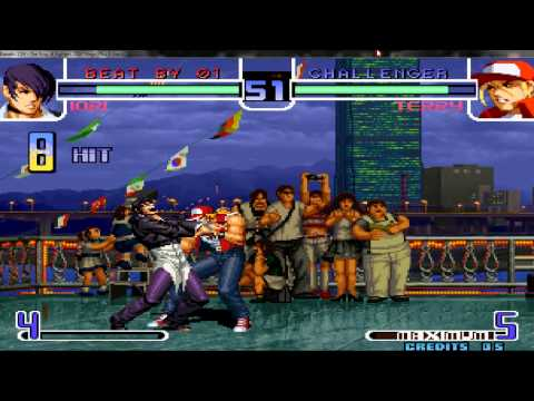 The King Of Fighters 2002 Magic Plus Para Android Apk Android Apps