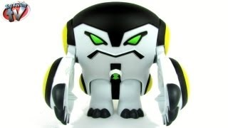 getlinkyoutube.com-Ben 10 Omniverse 15cm Feature Cannonbolt Action Figure Unboxing by Toy Review TV