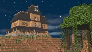 getlinkyoutube.com-Minecraft - PARAÍSO - #9 A CASA MAL ASSOMBRADA!! (The Haunted House)