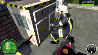 getlinkyoutube.com-Firefighters 2014 First Look Gameplay HD
