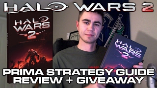 getlinkyoutube.com-Halo Wars 2: Collector's Edition Strategy Guide Review & Giveaway!