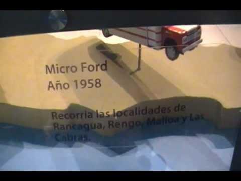Maquetas de las maquinas antiguas de Tur Bus a traves de los años Coleccion Jedimar