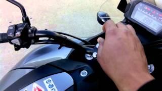 getlinkyoutube.com-Honda Nc750x Danmoto exhausts