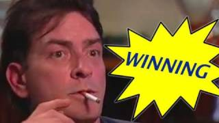 Tiger Blood And Charlie Sheen Epic Winning By Songify