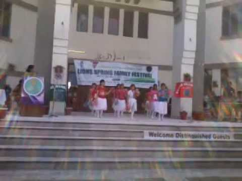 Annual Function 2013 Workers Welfare School Girls Rawalpindi Part 2