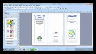 getlinkyoutube.com-สอนการทำแผ่นพับง่ายๆโดยmicrosoft office publisher 2007