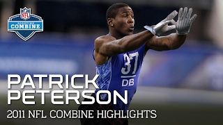 getlinkyoutube.com-Patrick Peterson (LSU, DB) | 2011 NFL Combine Highlights