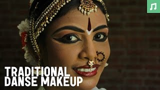 getlinkyoutube.com-Bharata Natyam: Traditional Makeup