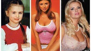 getlinkyoutube.com-Анна Семенович в детстве и сейчас. Как изменилась Анна Семенович?