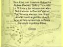 HIMNO NACIONAL ARGENTINO -Versos Originales-
