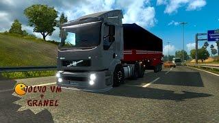 getlinkyoutube.com-Euro Truck Simulator 2 - Volvo VM + Granel