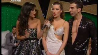 getlinkyoutube.com-Μαριέττα Χρουσαλά Marieta Xrousala Dancing with the stars 3o Live