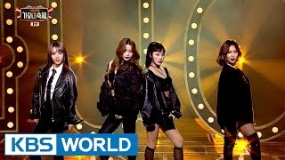 MAMAMOO - You're the Best / Decalcomanie [2016 KBS Song Festival / 2017.01.01]