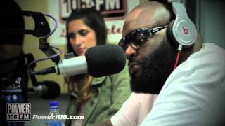 Rick Ross - 3 Kings Live On Power 106