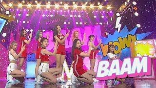 《Comeback Special》 MOMOLAND(모모랜드) - BAAM @인기가요 Inkigayo 20180701