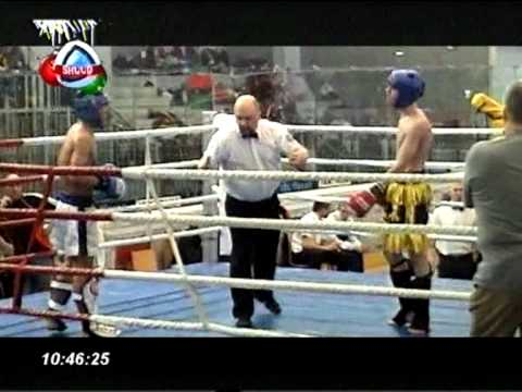 Mongolian Kickboxing Shuud Tv presents Kickboxer Myagmarsuren