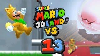 getlinkyoutube.com-Super Mario 3D Land VS - Episode 13: Switching it Up!
